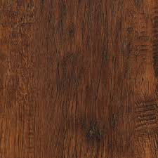 Floormaster Laminate Flooring Trafficmaster Embossed Alameda Hickory 7 Mm Thick X 7 3 4 In Wide