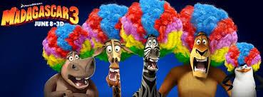 video clip madagascar 3 multi lingual afro circus movies