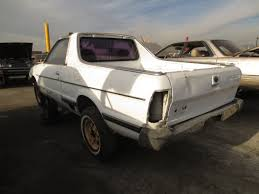 1987 subaru brat junkyard find 1982 subaru brat the truth about cars