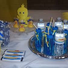 rubber ducky baby shower party ideas photo 1 of 6 catch my party