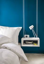peinture chambre bleu turquoise chambre bleu marine et blanc