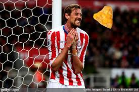 Peter Crouch Meme - crouchy did not have his nachos peter crouch refutes legendary