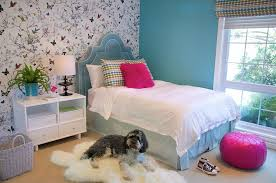 Creative Accent Wall Ideas For Trendy Kids Bedrooms - Bedroom paint and wallpaper ideas