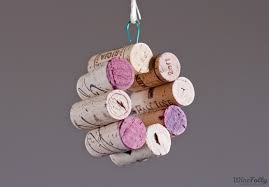 how to make wine cork ornaments wine folly