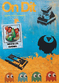 Basement Jaxx Hush Boy On Dit 77 11 Nostalgia Edition By On Dit Issuu