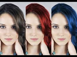 hair online change hair color online with pixlr