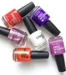 cnd creative play nail polish swatches review pt 3 of 4 beautygeeks