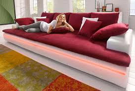 big sofa big sofa wahlweise in 2 größen für baur