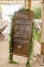 idee menu mariage 60 gorgeous wedding menu ideas food wine recipes mariages