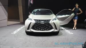 lexus nx vs toyota chr this is the concept crossover lexus hopes to woo millennials with