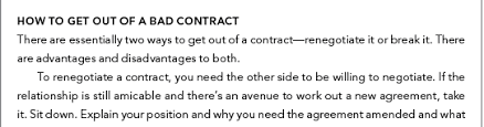 contract negotiations for artists contract template u0026 sample contract