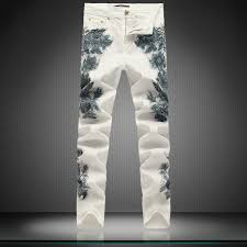 Skinny White Jeans Mens Search On Aliexpress Com By Image