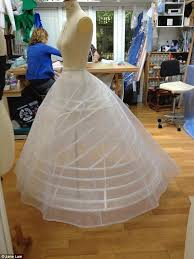 how to make a petticoat happily grim cinderella 2015 ballgown tutorial