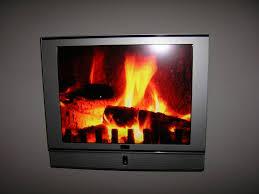 fireplace screen saver binhminh decoration
