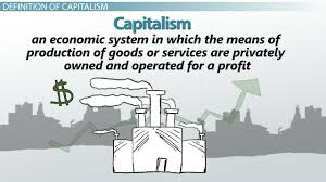 what is capitalism definition u0026 examples video u0026 lesson