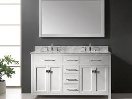 marvelous 58 inch double sink vanity 48 inch bathroom vanities