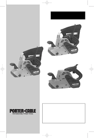 porter cable sander 360 user guide manualsonline com