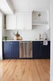 Apartment Therapy Kitchen Island Before U0026 After Rachel U0027s Timeless Two Tone Kitchen U2014 The Big