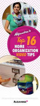 alejandra organization 254 best home organizing videos images on pinterest organization