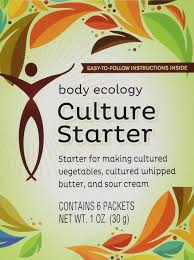 amazon com culture starter by body ecology 1oz health