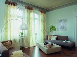 Floor To Ceiling Curtains Decorating Interior Design Enticing Brown Floor To Ceiling Living Room