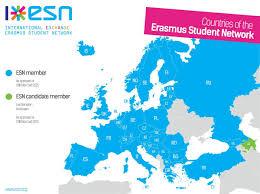 Ferrara Italy Map by Erasmus Student Network Esn Ferrara