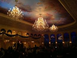 Beauty And The Beast Disney All Grown Up - Beauty and the beast dining room