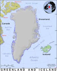 Michigan On Map Greenland And Iceland Public Domain Maps By Pat The Free Open