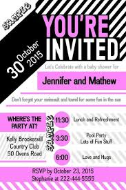 Invitation Printing Services 504 Best Baby Shower Invitations Images On Pinterest Printing