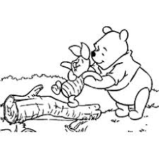 winnie pooh free coloring pages funycoloring