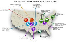 Weather Map For The United States by How Can States Get Climate Smart A New Guide Lays Out The Steps