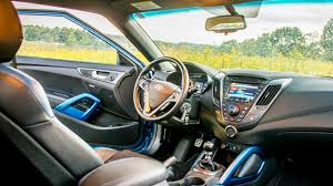 Veloster Hyundai Interior Hyundai Veloster Turbo Review Fun But Getting Long In The Tooth