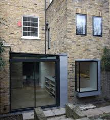 Kitchen Diner Extension Ideas Glazing To Rear Refurbishment And Extension By Iq Glass Uk Www