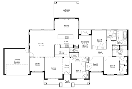 free acreage house plans queensland canada qld unique plan