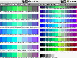 android color 5 awesome colour palette android apps for designers interaction