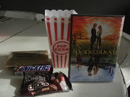 Movie Night Gift Basket Ideas Last Minute Gift Idea Movie Night Gift Basket Cha Ching On A