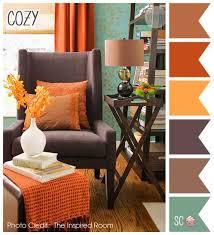 21 best home color schemes images on pinterest burnt orange