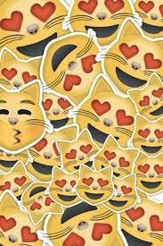 wallpaper cat whatsapp cat emoji wallpaper whatsapp image 3298598 by saaabrina on