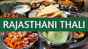 jodhpur cuisine indian thali थ ल indian food rajasthani cuisine