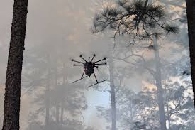 Wildfire Smoke In Denver by Want To Fly A Drone Over A Wildfire Don U0027t Forest Service Says