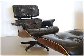 manhattan home design red lounge chair by charles and ray eames at