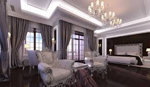 neoclassical style indesignclub glamour bedroom interior in luxury neoclassical style