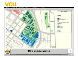Virginia Tech Campus Map by Virginia Commonwealth University Map Virginia Map