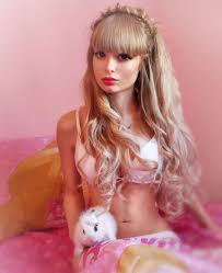 human barbie doll anzhelika kenova beauty training pinterest pretty