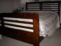 bed queen mattress frame home design ideas regarding full size