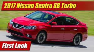 nissan sentra hatchback 2017 first look 2017 nissan sentra sr turbo testdriven tv