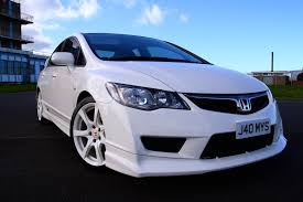 honda civic fd type r showoff imports honda civic 4d hybrid 09 type r look abs front