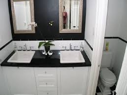 black and white bathroom decorating ideas bathroom design ideas