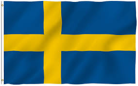 Swedish Blue Paint by Amazon Com Sweden Flag 3x5 3 X 5 Brand New Swedish Banner 3ft