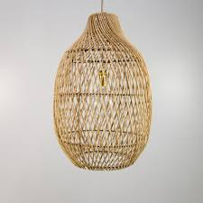 Wicker Pendant Light by Wicker Lighting Nz Bedroom And Living Room Image Collections